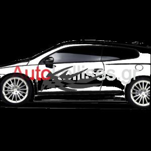 Αυτοκόλλητο αυτοκινήτου racing, auokollito autokinitou racing