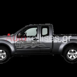 Αυτοκόλλητα για φορτηγάκια RACING ΚΑΡΟ 06