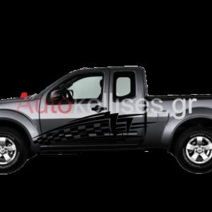 Αυτοκόλλητα για φορτηγάκια RACING,stickers for trucks