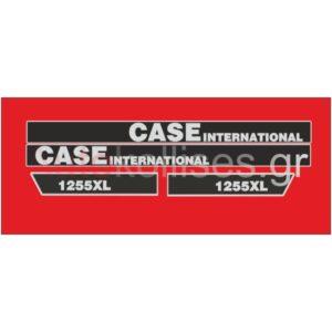 Αυτοκόλλητο CASE 1255, case 1255