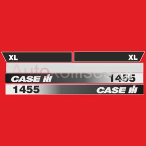 Αυτοκόλλητα case 1455, case 1455