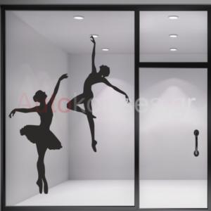 Αυτοκόλλητα σχολής χορού BALLET DANCERS,Αυτοκόλλητα σχολής ΧΟΡΕΥΤΡΙΕΣ ΜΠΑΛΕΤΟΥ ,ballet,,autokollito sxolis xorou,aytokolllito