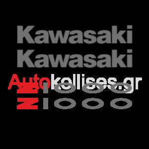 Αυτοκόλλητα μοτοσυκλετών Kawasaki z1000 ,Kawasaki z1000