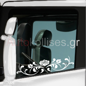Αυτοκόλλητα για παράθυρο φορτηγού | ΛΟΥΛΟΥΔΙΑ