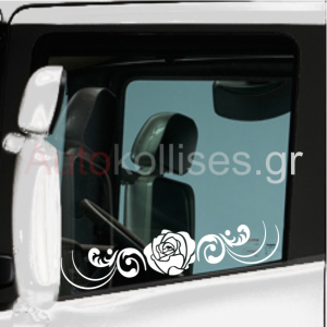 Αυτοκόλλητα παραθύρου για φορτηγά | ΛΟΥΛΟΥΔΙΑ