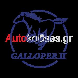 Αυτοκόλλητα σήματα HYUNDAI GALLOPER II
