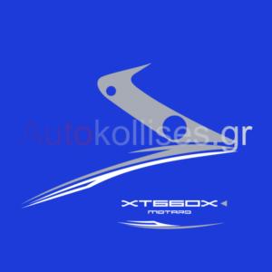 αυτοκόλλητα μοτοσυκλετών YAMAHA XT 660X MOTARD | MOTO