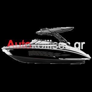 Αυτοκόλλητα βάρκας RACING KAΡΟ 14