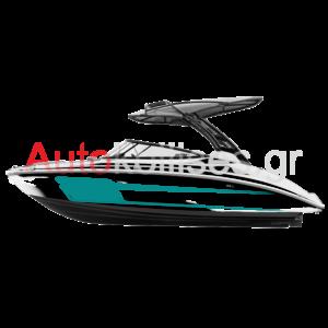 Αυτοκόλλητα σκάφους STICK 01
