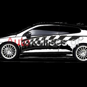 Αυτοκόλλητα αυτοκινήτου RACING KARO 14