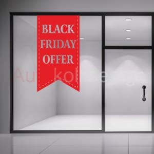 Εκπτώσεις καταστημάτων,αυτοκόλλητα βιτρίνας,βιτρίνες,black friday,sales,προσφορές,προσφορές σε καταστήματα
